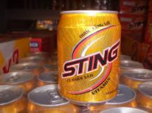 Sting Energy Drink With Ginseng 250ml