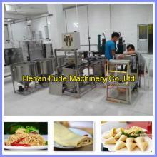 high quality automatic imitation hand-made tofu skin making machine, soybean milk skin making machin