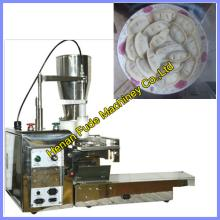 Stainless steel Table type boiled dumplings making machine, chinese dumplings making machine ,chines
