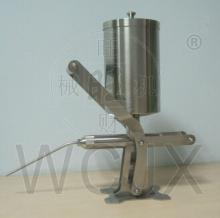 WCF-2.3L spanish snack caracel filler nutella filler caracel dispenser rellenadora de churro