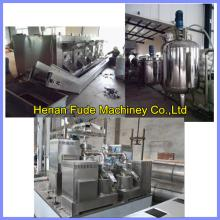 high quality peanut butter processing line 500kg/h, peanut butter making machines