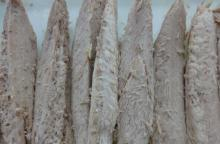 pre-cooked sarda loins