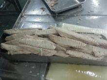 pre-cooked skipjack tuna loins