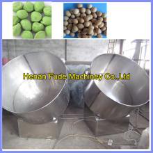 Hot selling Small type Peanut coating machine, peanut flour coating machine, flour coated peanut mac
