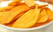 Personalized Sweet Potato as Health Snack Good for you