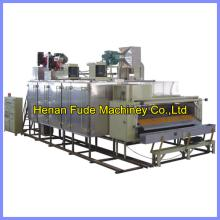 Big capacity peanut almond baking machine 1t/h, beans nuts roasting equipment,fish shrimp drying ma
