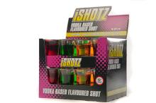 IShotz Vodka based flavoured Shot.