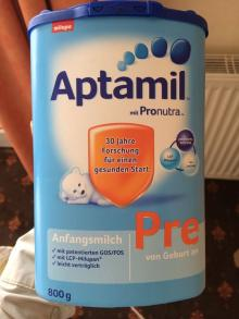APTAMIL, NUTRILON, COW&GATE Milk Powder