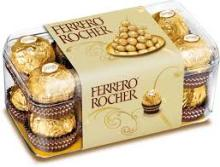 FERRERO ROCHER CHOCOLATES T30 PURE