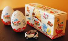 Kinder joy egg with suprise for sale