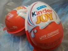 Kinder Surprise Children's Favorite Milk Chocolate Egg with Toy Inside