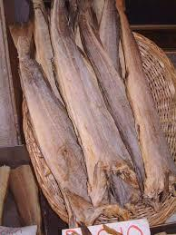 Iceland Dry Stock Fish Cod