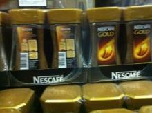 Nesafe Gold Freeze Dried Instant Coffee