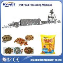 High Quatily Automatic Pet Food /dog fish cat food Making Machine