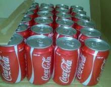 330ML COCA COLA DRINKS