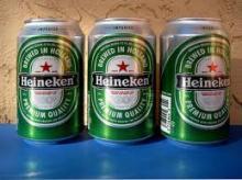 Netherlands Heineken Beer