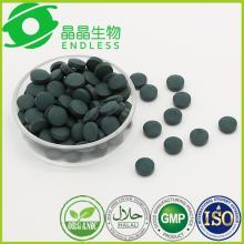 green slim body protein  spirulina   tablets