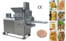 Middle Scale Chicken and Fish Pop  Corn   Production   Line  AMF400