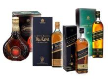 Johnnie Walker Scotch Whiskies