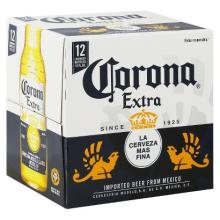 Corona Extra Beer Bottles 12 oz, 6 pk , Corona Beer