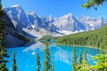 Canadian Rocky Mountain Bottled Water