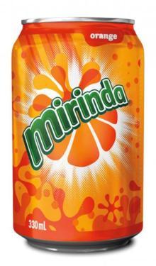 Mirinda 330ml Can