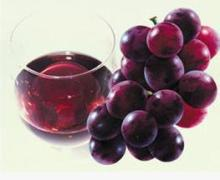 Grape-skin red