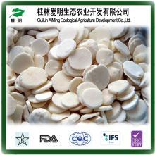 Frozen water chestnut diced;IQF water chestnut diced;Frozen food