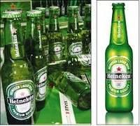 Bottled Beer Heineken for sale