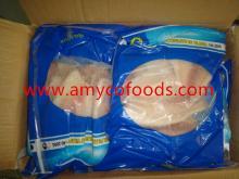 Frozen Tilapia Fillets 1kg retail pack high quality