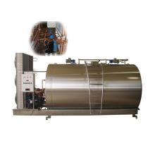 New inovative 300-5000 L  milk  cooling tanks