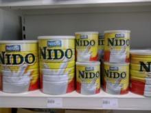 Nido/Nestle Milk Powder