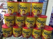 Red cap NIDO Nestle milk powder 900g