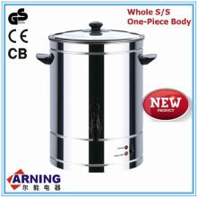 2015 New Commercial Water Boiler Catering Water Urn Whole SS One-Piece Body