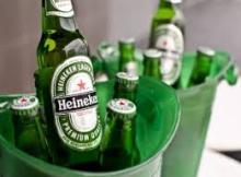 Holland Heineken Beer 25cl bottles 2222