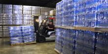 Theoni Mineral Water , EVIAN,SPA,THEONI DUTCH MINERAL WATER