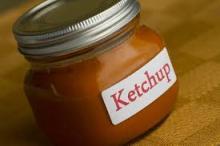 Fresh Pure Tomato Ketchup