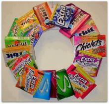 Europe Chewing Gum, Brands Of Chewing Gum