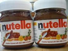 Nutella Chocolate, kinder joy, surprise Mars, Bounty, Snickers, Kit Kat, Twix Multi languages availa