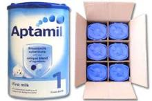 Authentic German Aptamil Baby Milk Formula