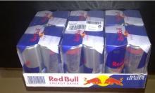 Austria Bull Energy Drink 250 Ml Red/Blue/Silver Sale