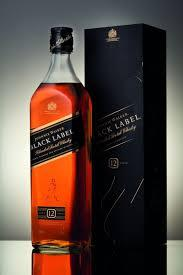 Black Label Johnnie Walker