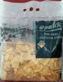Cassava Chips 400 grams - MBOK SUBUR