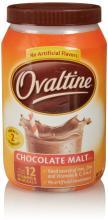 Ovaltine Chocolate Malt, 12 Oz