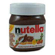 Nutella Chocolate 230g, 350g and 600g. All text available .