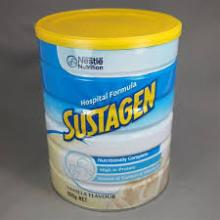 Australia Sustagen Nestle Hospital Formula Puerpera Pregnant Woman Milk Powder Vanilla Fiber