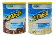 Sustagen Hospital Formula Vanilla and chocolate 900g ALL Available at competitive prices