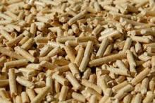 High Quality Wood Pellet (100% natural pine wood)