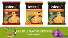 Long Life Brand Dried Potato Instant Noodles 75gr