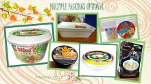 Instant Food with many packing style